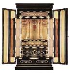 京型上置用 菖蒲(アヤメ) 高89×幅53×奥43cm